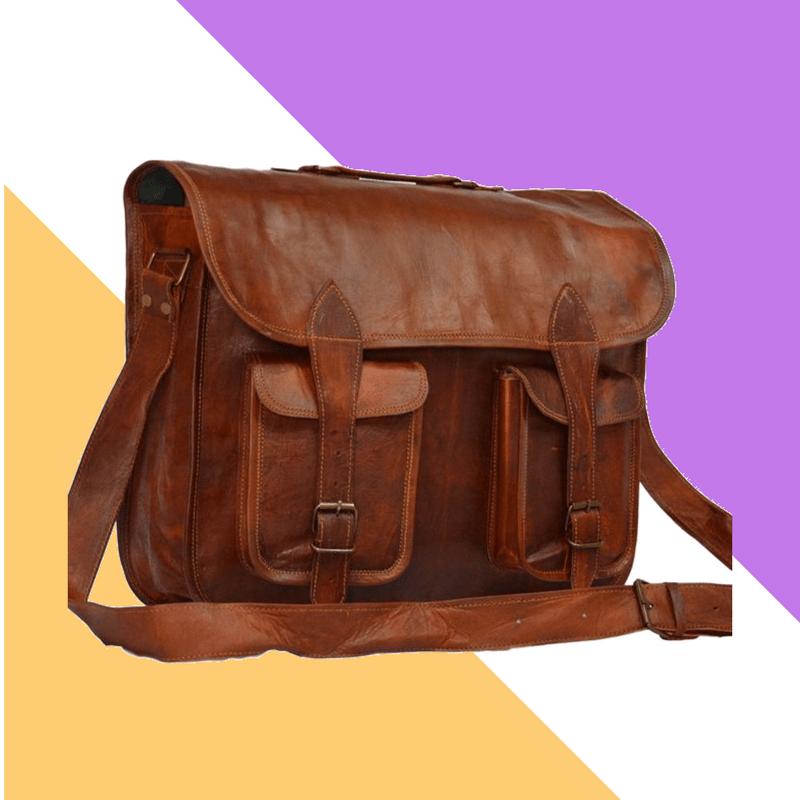 Best Handmade leather bags in Jaipur