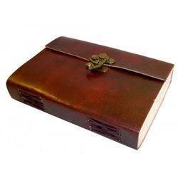 Handmade leather diaries in Jodhpur