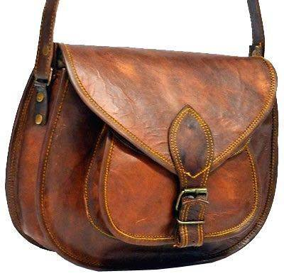 BestHandmade leather bags in India