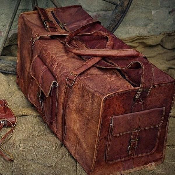 Vintage Leather Bags In Rajasthan